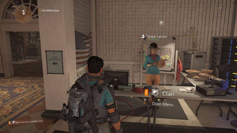 how to group up in the division 2