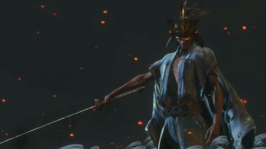 isshin sword saint sekiro bosses
