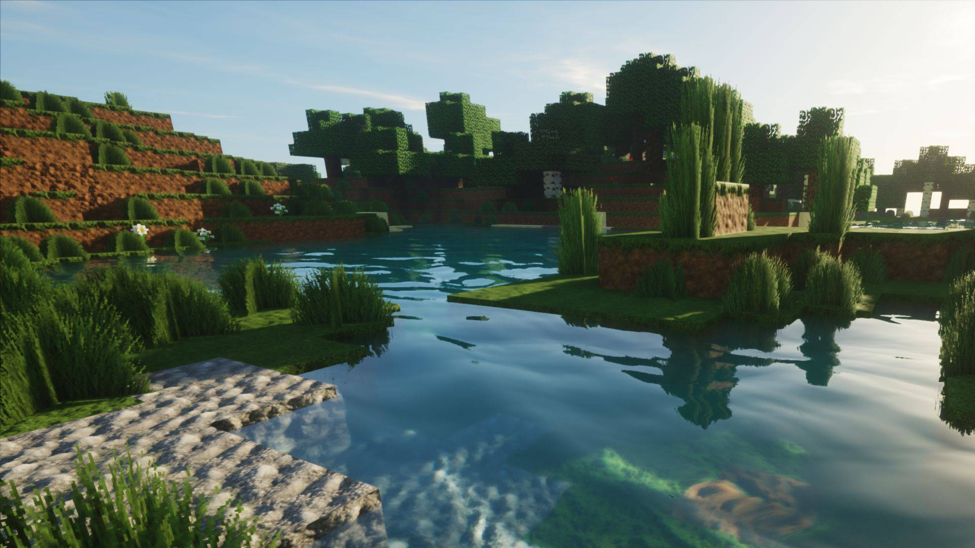 Minecraft ray tracing: how to get the SEUS shader PCGamesN