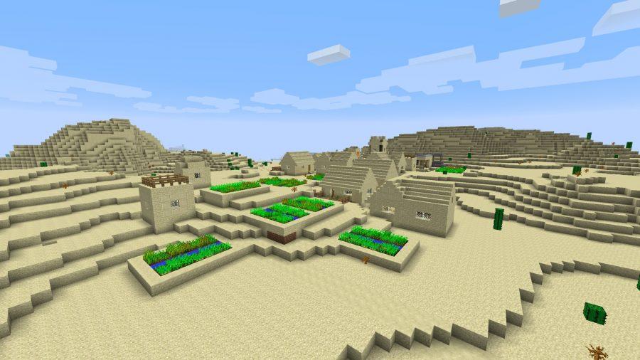 minecraft-seed-desert-base
