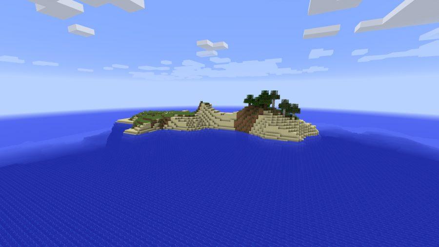 minecraft-seed-ender-dragon-fight-beach