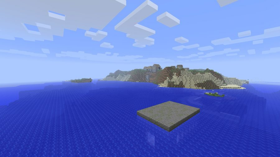 Minecraft d day seed