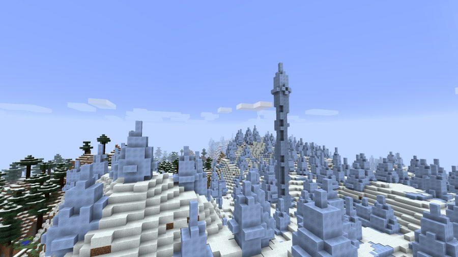 minecraft-seed-frozen