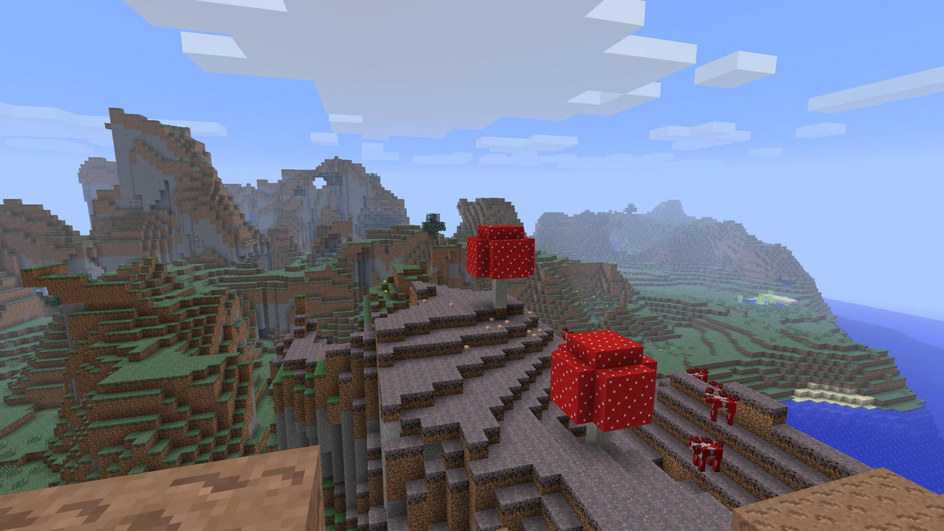 The Best Minecraft Seeds Pcgamesn
