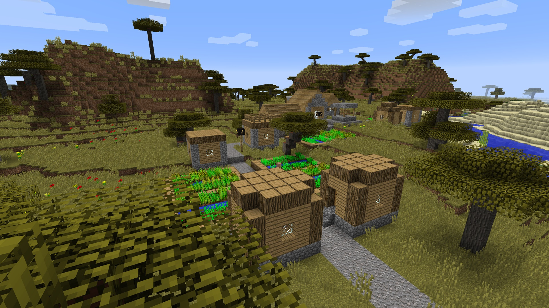 minecraft instant structures mod 1.6.4