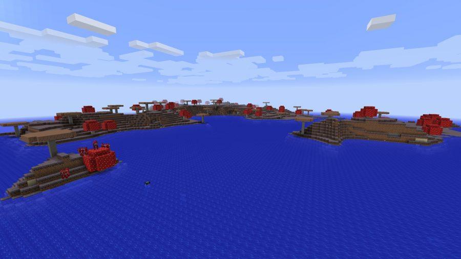 minecraft-seed-mooshroom-islands