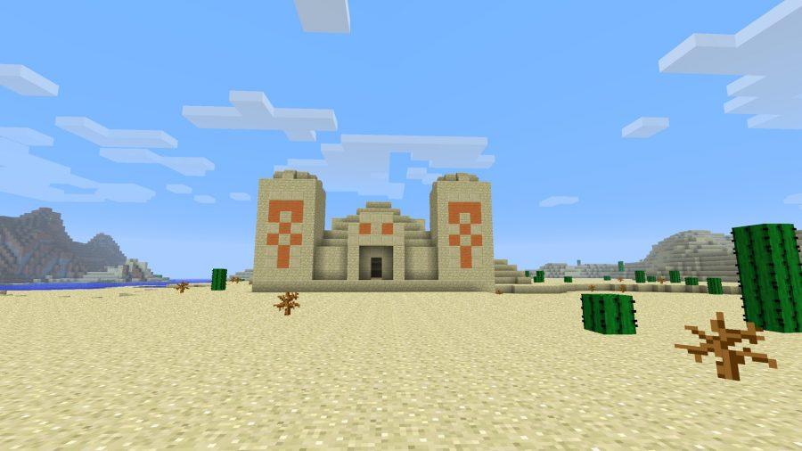 minecraft-seed-sand-temple