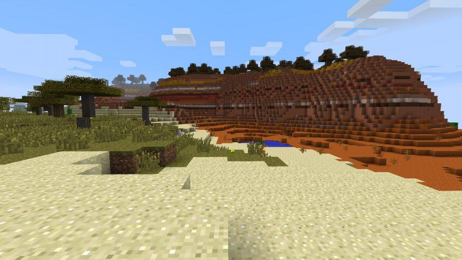 minecraft-seed-savvanah-plateaus