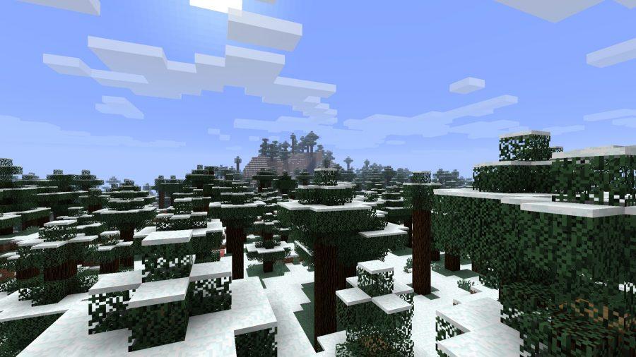 The best Minecraft seeds | PCGamesN
