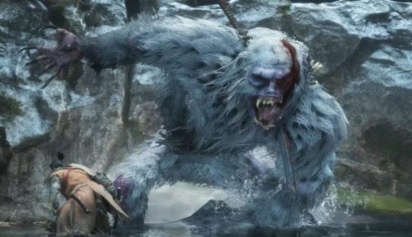 sekiro bosses guide guardian ape