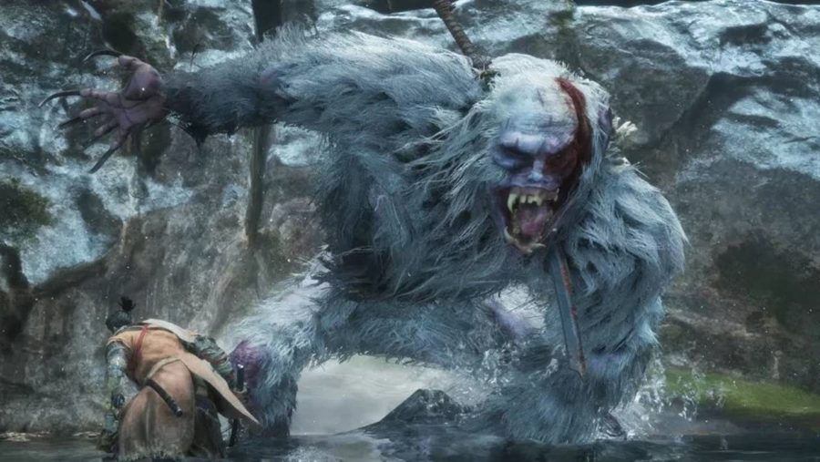 sekiro bosses guide guardian ape