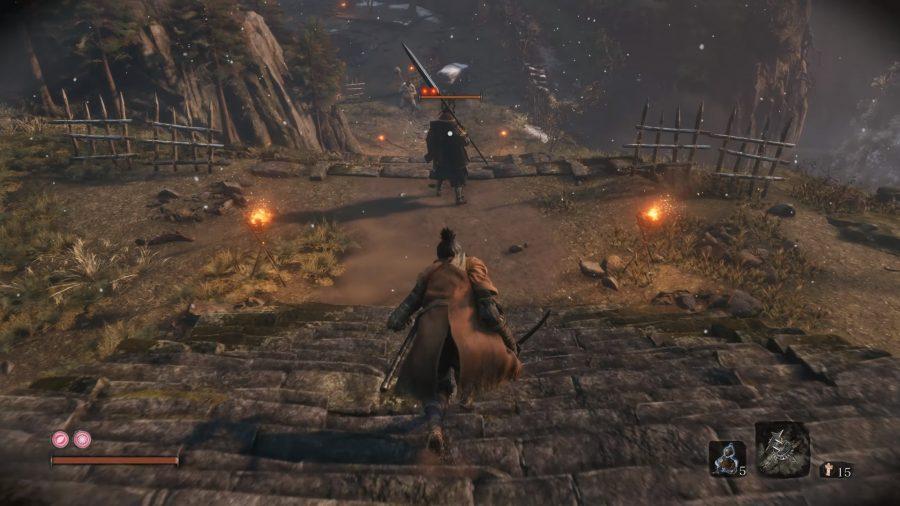 sekiro bosses guide seven spears