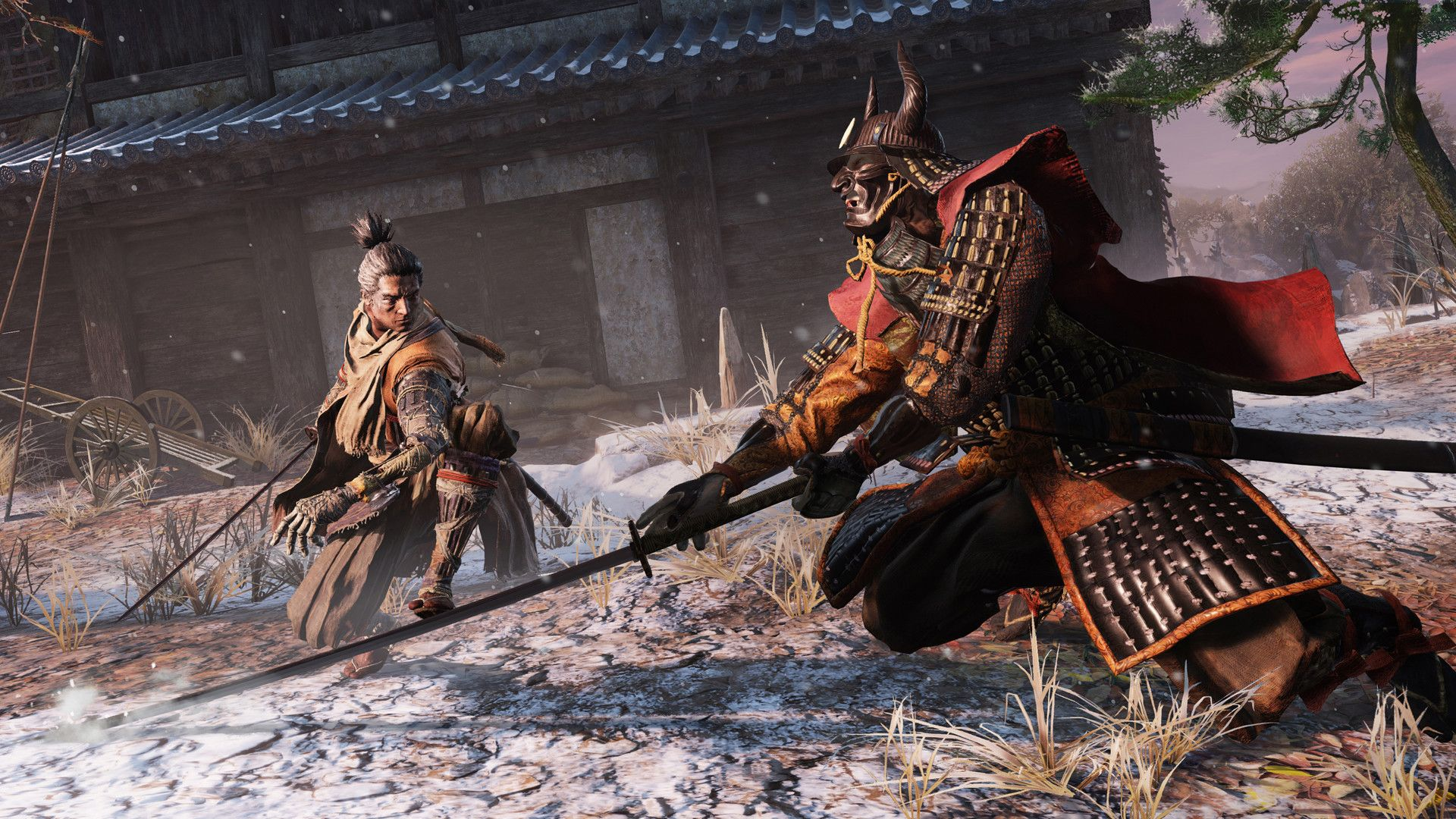 Come watch 11 minutes of cut Sekiro cutscenes