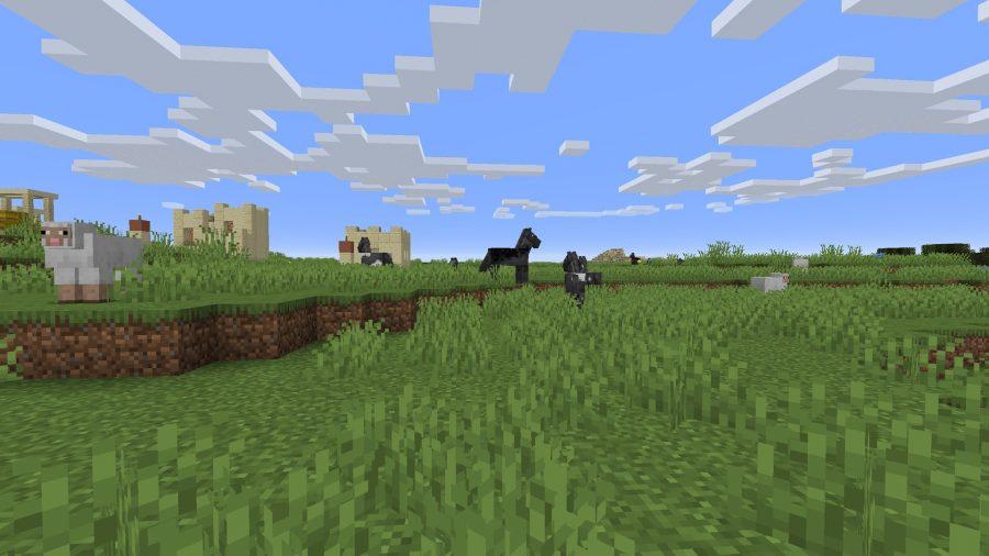 minecraft seeds horses