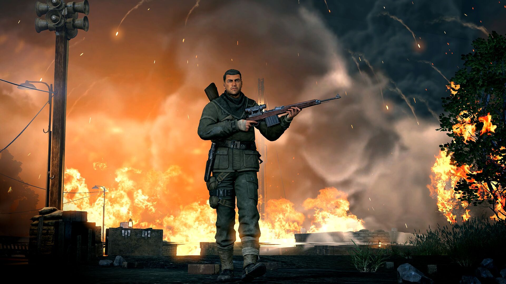 Sniper Elite 5 is coming, but not before Sniper Elite v2 Remastered