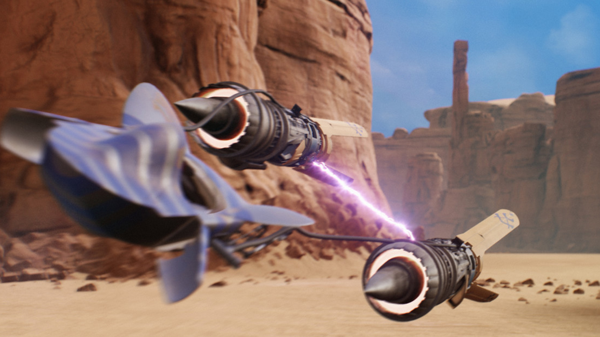 Star Wars Episode I: Racer lives again in Unreal Engine 4 – and you can play a demo