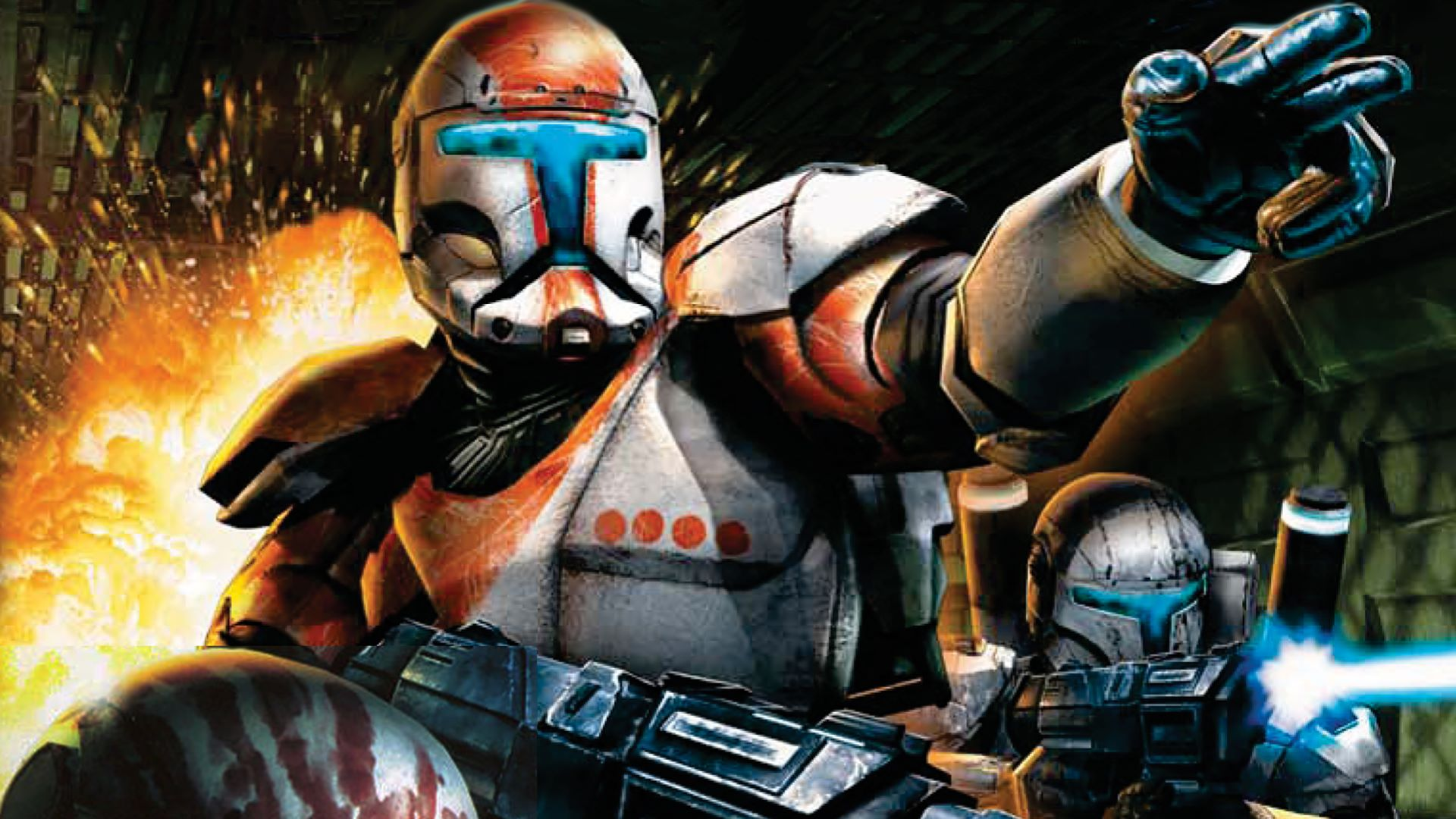 Star Wars Republic Commando's simplicity is what we need in 2019