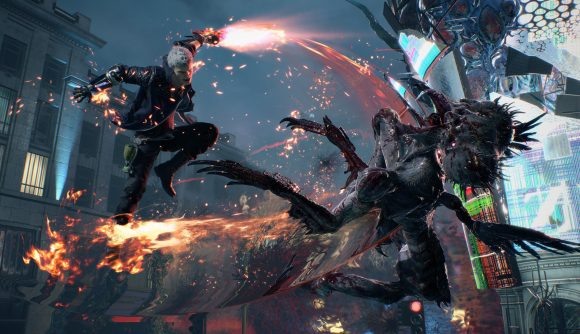 steam charts devil may cry 5