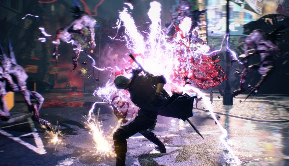 steam charts devil may cry 5 nero