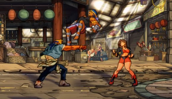 Streets of Rage 4 looks great and sounds familiar in new gameplay ...