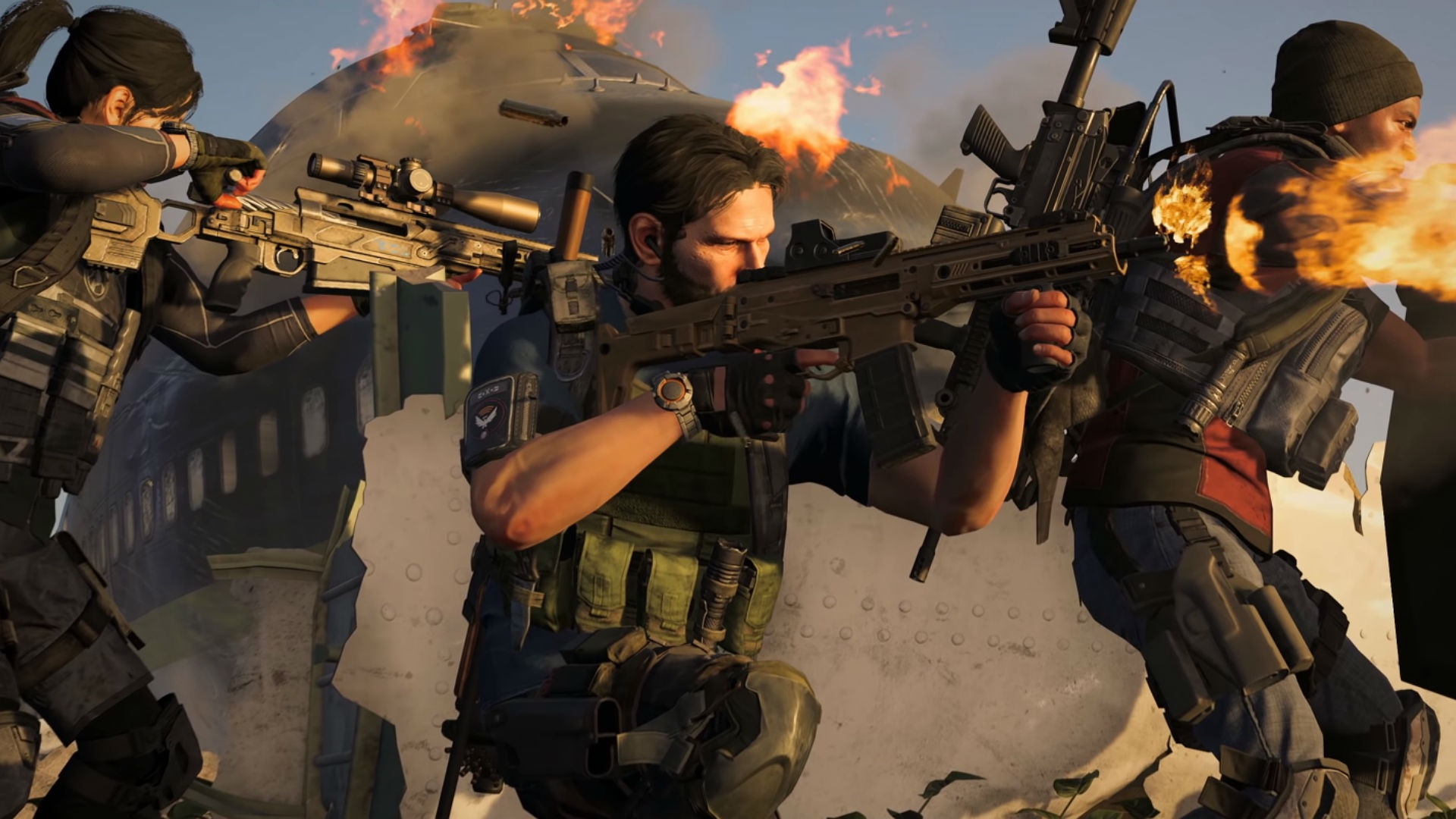 The Division 2 build guide: how to progress your Agent