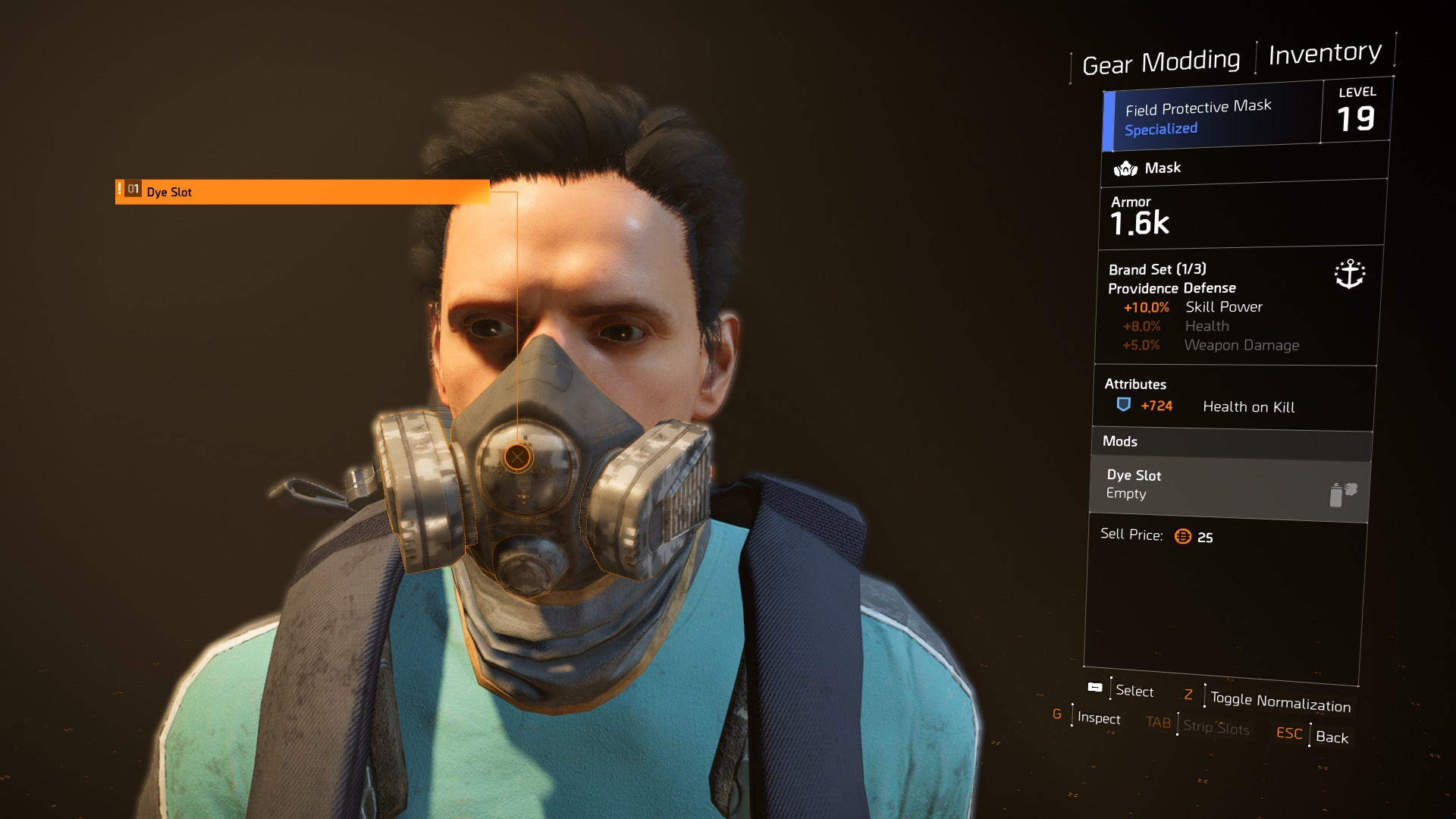 How to unlock new The Division 2 dyes | PCGamesN