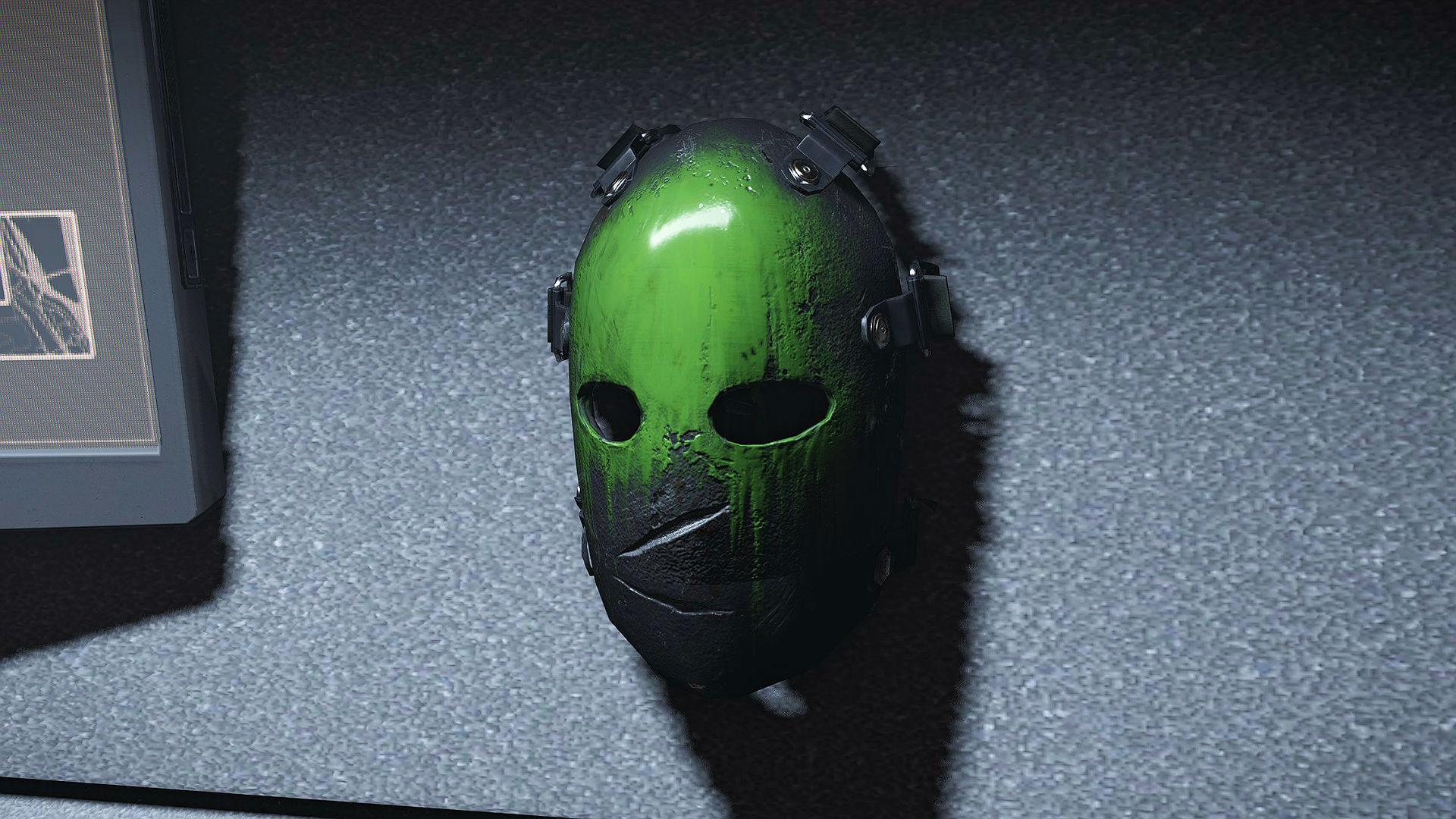 washington monument hunter mask