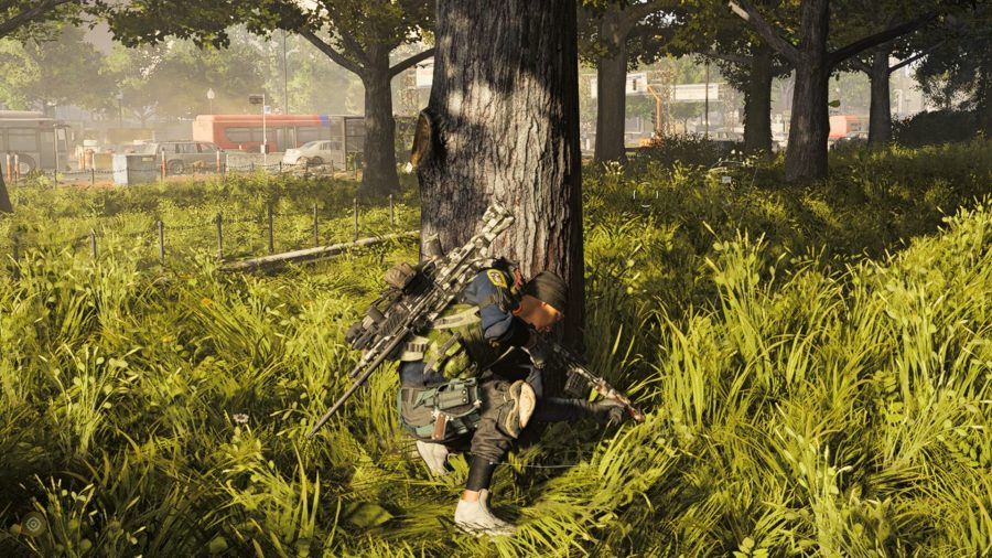 the division 2 levelling guide Washington park