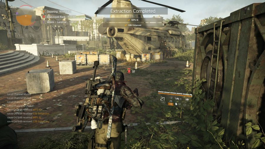 the division 2 pc review 9
