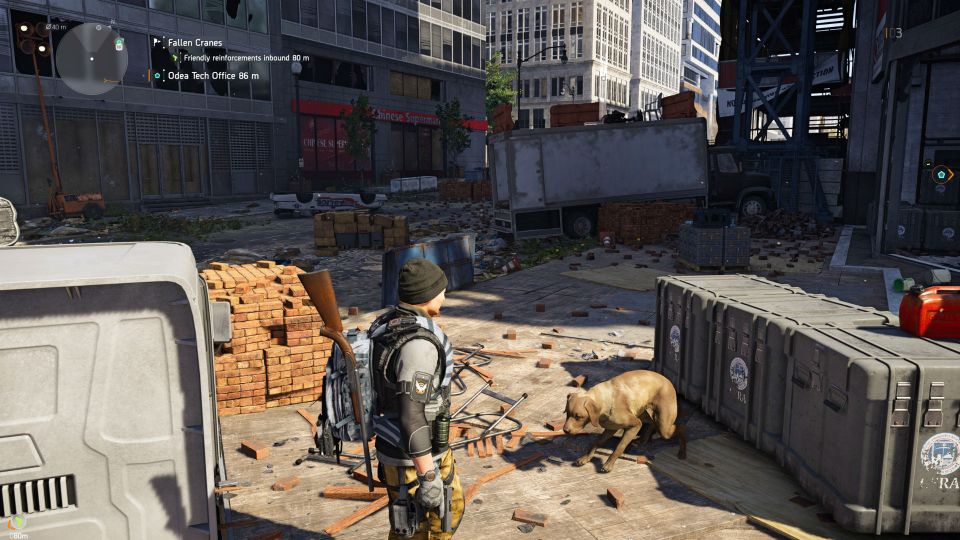 The Division 2 PC review – fully loaded at launch | PCGamesN