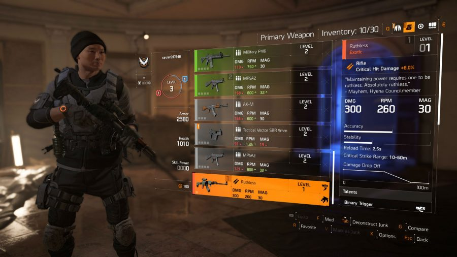 the division 2 review 3