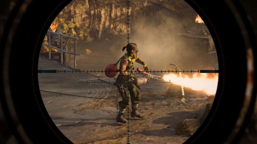 the division 2 sniper build