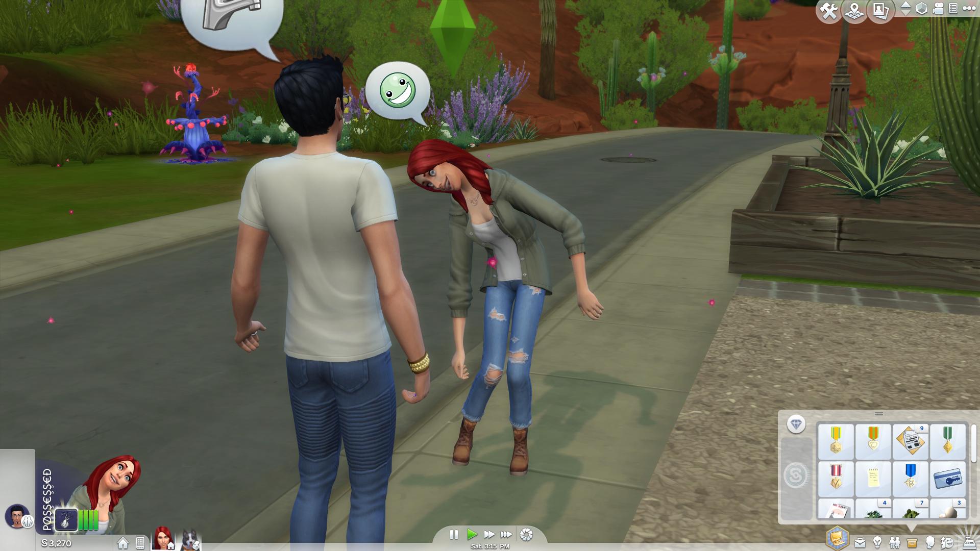 The Sims 4: StrangerVille finally makes the series weird