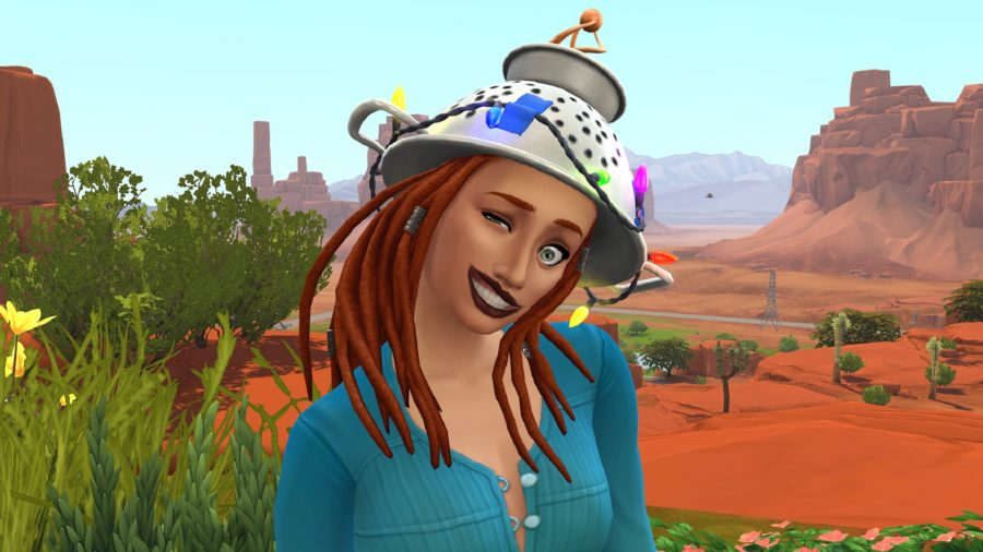 The Sims 4: StrangerVille finally makes the series weird