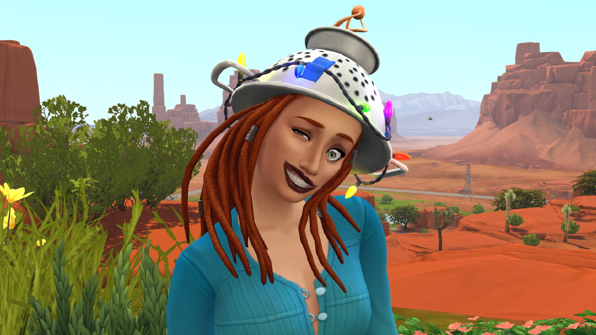 Jak schudnac the sims 4