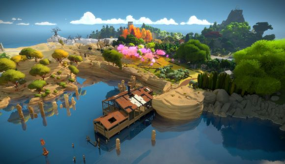 Free Games: The Witness will soon be free to keep at the Epic store