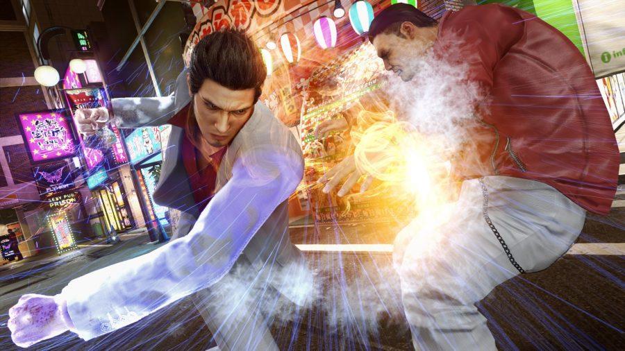 upcoming pc games yakuza kiwami 2