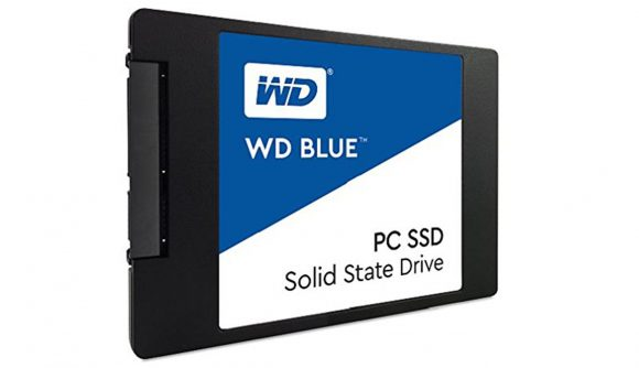 4TB WD Blue SSD