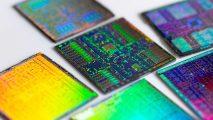 Nvidia GPU silicon