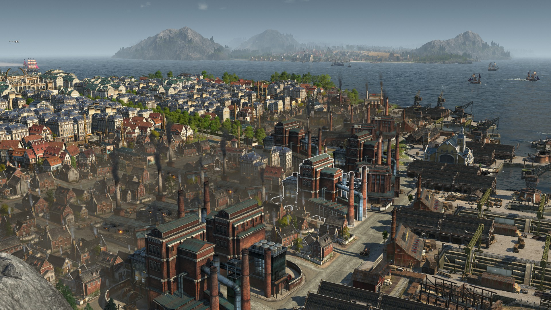Anno 1800 triples the series' player count on Steam even ...