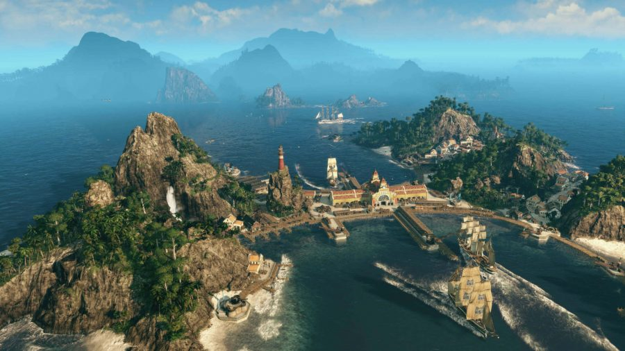 Anno 1800 tips islands