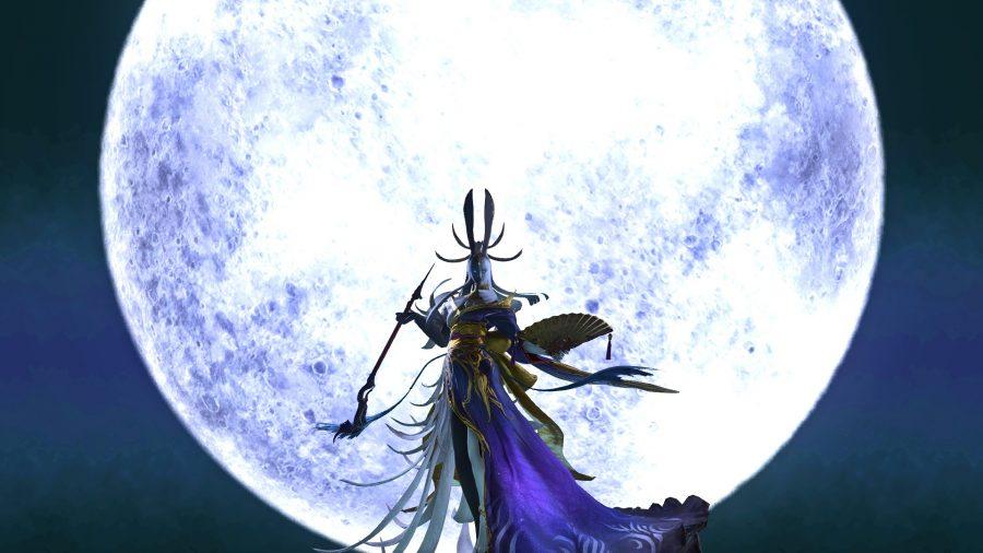 FFXIV Tsukuyomi
