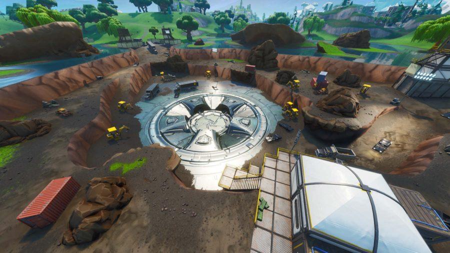 Fortnite season 9 loot lake bunker