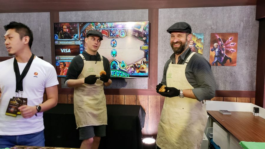 HCT Hearthstone World Championships Dean Ayala Ben Thompson