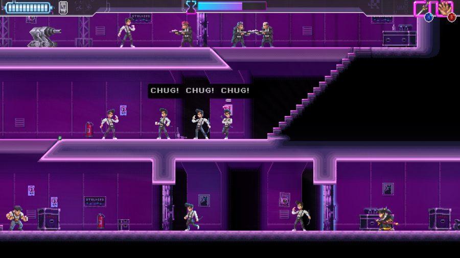 Katana Zero review gameplay