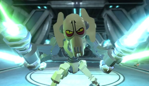 A new LEGO Star Wars game just got outed by General Grievous