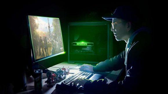 Nvidia streaming setup