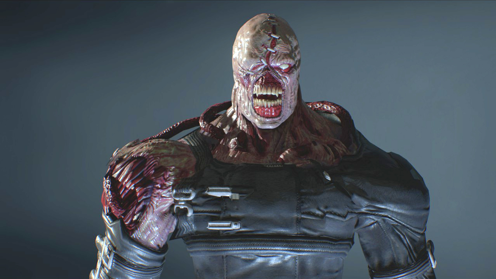 Resident Evil 3 Is Being Teased By Capcom Pcgamesn