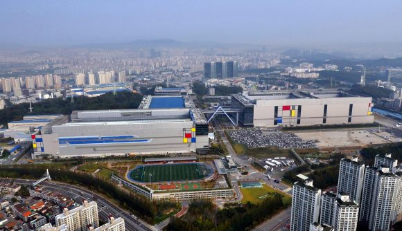 Samsung EUV Hwaesong fab