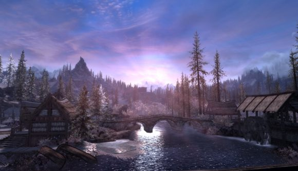 This Skyrim mod overhauls the weather with zero FPS loss | PCGamesN